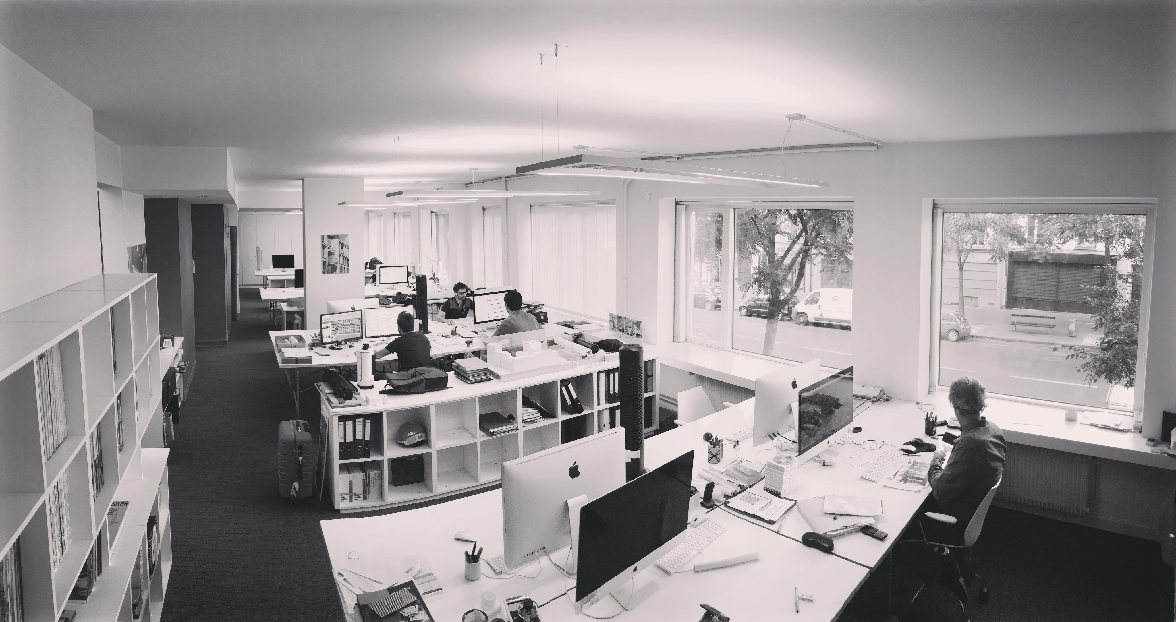 Atelier D Architecture Hervé Vincent agency - brossy + associés